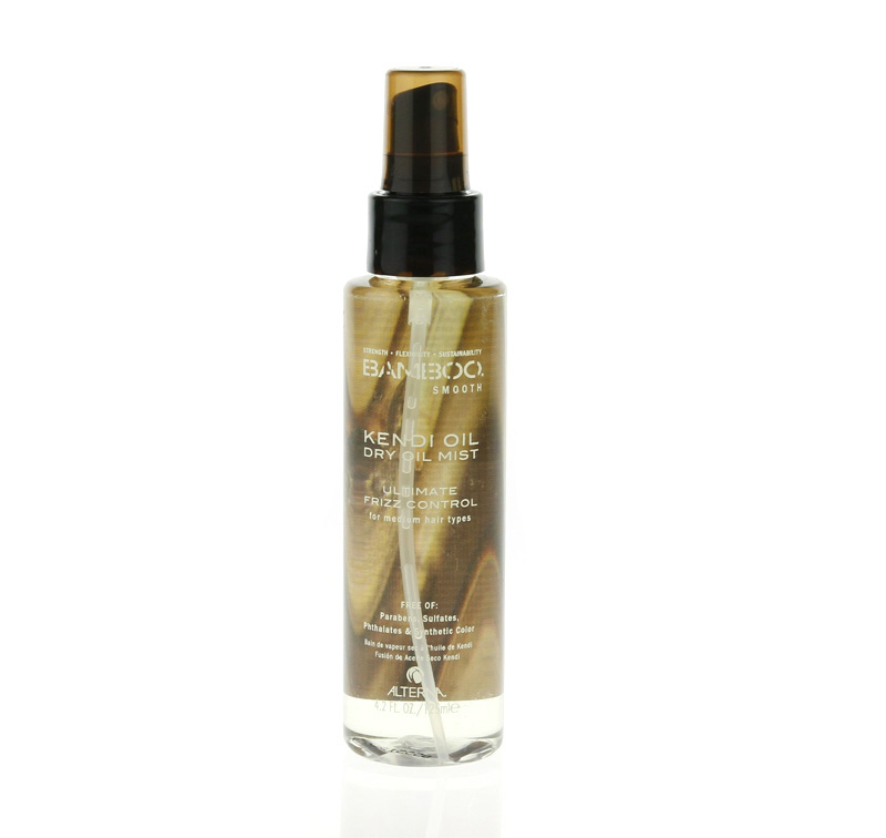 Kendi Oil de ALTERNA. Aceite para cabello con frizz