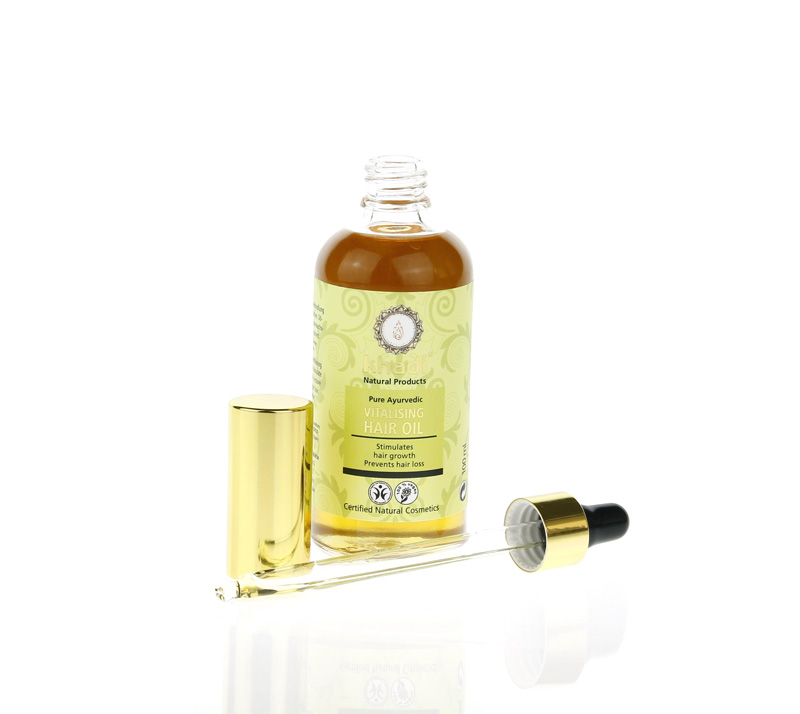 Khadi, Pure Ayurvedic Vitalising Hair Oil